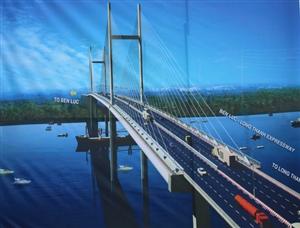 Thành phố Hồ Chí Minh - 25,8 triệu USD xây 1 km đường
