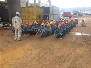 Dịch vụ thi công sửa chữa bảo trì lò công nghiệp