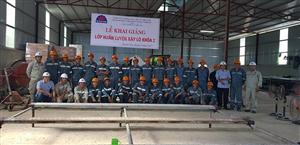 T2/2018 Cung cấp và thi công vật liệu chịu lửa nhà máy nhôm Lâm Đồng
